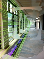RSVR Visual Research, Shutter interior, Bush Hotel
