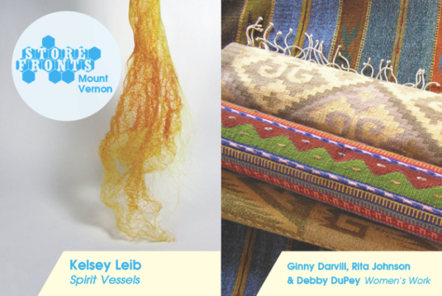Kelsey Leib and Women's Work in Mount Vernon